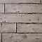 Lame PVC clipsable taupe COLOURS Tenji 122 x 18 cm (vendue au carton)