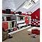 Montant intérieur blanc 85,6 x 48 cm FORM Perkin