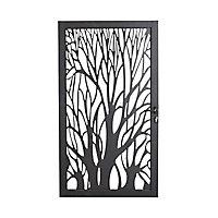 Portillon décoratif arbre Idaho