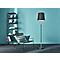 Lampadaire COLOURS Barren noir h.160 cm