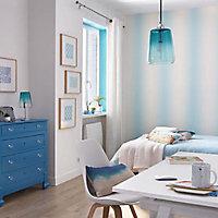 Suspension Colours Paama bleu l.16,5 x H.100 cm