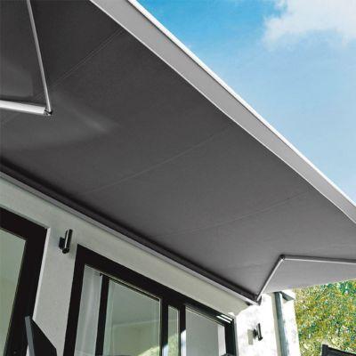 store de terrasse semi coffre motoris blooma cappuccino 4. Black Bedroom Furniture Sets. Home Design Ideas