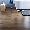 Revêtement de sol bambou décor noyer COLOURS Clic 12,5 x 91,5 cm (vendu à la botte)