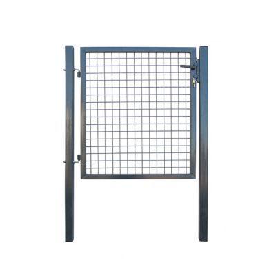 portillon grillage sceller akela anthracite h 1 20 m castorama. Black Bedroom Furniture Sets. Home Design Ideas