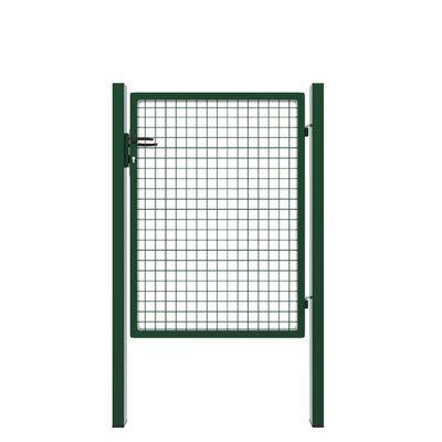 portillon grillage sceller akela vert h 1 20 m castorama. Black Bedroom Furniture Sets. Home Design Ideas
