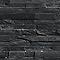 Plaquette de parement Slim Z noir (vendue au carton)
