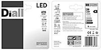 Ampoule LED GX53 6W=40W Blanc chaud