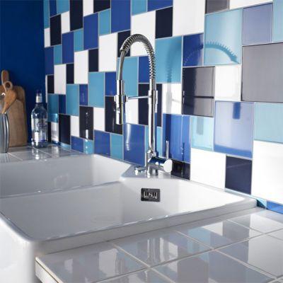 Carrelage Mur Blanc 10 X Cm Glossy
