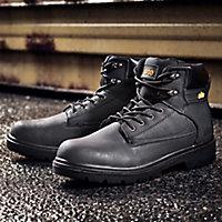 Chaussures de sécurité hautes Marble noires Site taille 44
