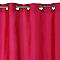 Rideau COLOURS Taejon fuschia taffeta 135 x 240 cm