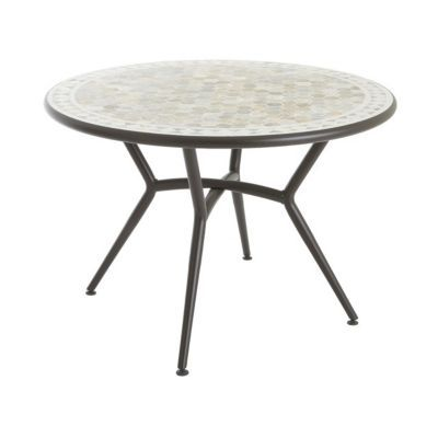 Emejing Table De Jardin Mosaique Castorama Images - House Design ...
