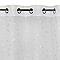 Voilage COLOURS Brandis blanc 140 x 240 cm