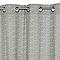 Rideau COLOURS Phanes gris 140 x 240 cm