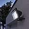 Projecteur extérieur BLOOMA Simon noir LED 18 LEDs x 0,5W