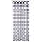 Rideau de douche en textile gris L.180 x H.200 cm Malo