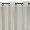 Rideau Luanda écru 135 x 240 cm
