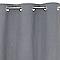 Rideau COLOURS Absalon gris 140 x 240 cm
