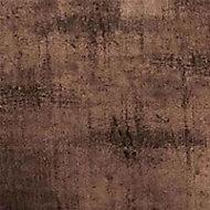 Carrelage sol cuivre 45 x 45 cm Metalica (vendu au carton)