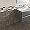 Mosaïque mur cuivre effet béton 20 x 50 cm Metalica (vendue au carton)