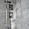 Carrelage mur blanc et gris 30 x 60 cm Lappato (vendu au carton)