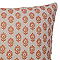 Coussin COLOURS Florante orange 30 x 50 cm