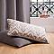 Coussin COLOURS Alamid gris 35 x 65 cm