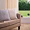 Coussin COLOURS Dallas blanc 50 x 50 cm