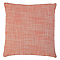 Coussin Colours Saranda orange 45 x 45 cm