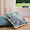 Coussin COLOURS Greenbul vert 45 x 45 cm