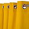 Rideau COLOURS Zen jaune 140 x 240 cm