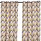 Rideau COLOURS Berto jaune 140 x 240 cm
