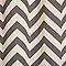 Rideau COLOURS Don gris chevrons 140 x 240 cm