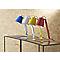 Lampe de bureau COLOURS Clover rouge mat