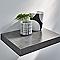 Tablette décor béton FORM Takt 29 cm