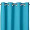 Rideau Moco bleu 135 x 240 cm