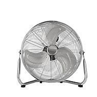 Ventilateur industriel HF-45B argent ø45 cm, 99.8W