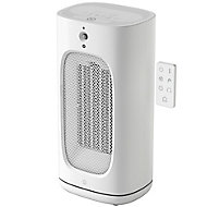 Chauffage d'appoint soufflant oscillant GoodHome Kelso blanc 2400W