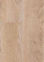 Sol stratifié à clipser Rafa décor naturel blanchi 7 mm + 2 mm de sous-couche intégrée - L.138 x l.19.3 cm