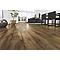 Stratifié Gabino décor bois foncé 8 mm + 2 mm de sous-couche intégrée (vendu à la botte)
