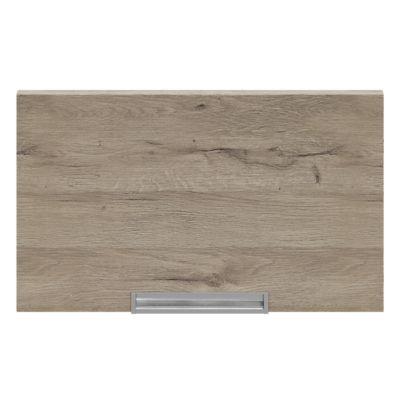Façade de cuisine pour caisson hotte / casserolier GoodHome Pachira Marron l. 59.7 cm x H. 35.6 cm