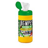 Lingettes biodégradable Big Wipes (x80)