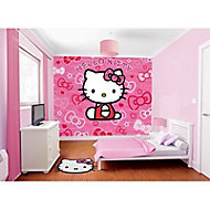 Poster duplex XXL Hello Kitty 300 x 240 cm