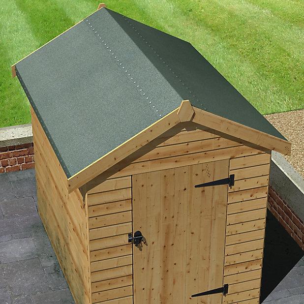 Feutre Bitume Performance Roof Pro Vert 10 X 1 M Castorama