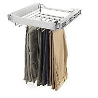 Porte pantalon acier Form Darwin 50 cm