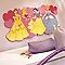 Personnages mousse Princesses
