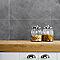 Lambris PVC Béton Gris clair (vendu à la botte)