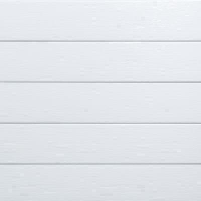 clin pour bardage pvc casanova blanc l 2 4 m castorama. Black Bedroom Furniture Sets. Home Design Ideas