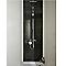 Lambris PVC mosaique Noire (vendu à la botte)