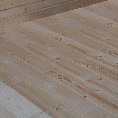 plancher pour abri de jardin bois blooma lindo l castorama. Black Bedroom Furniture Sets. Home Design Ideas