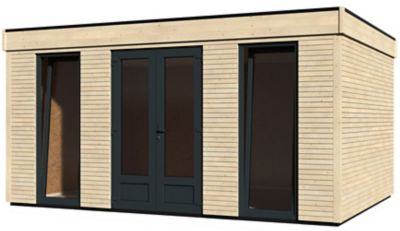 Abri de jardin bois Decor Home  18 14 m²